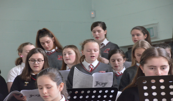 Loreto Bray and Balbriggan unite in voice